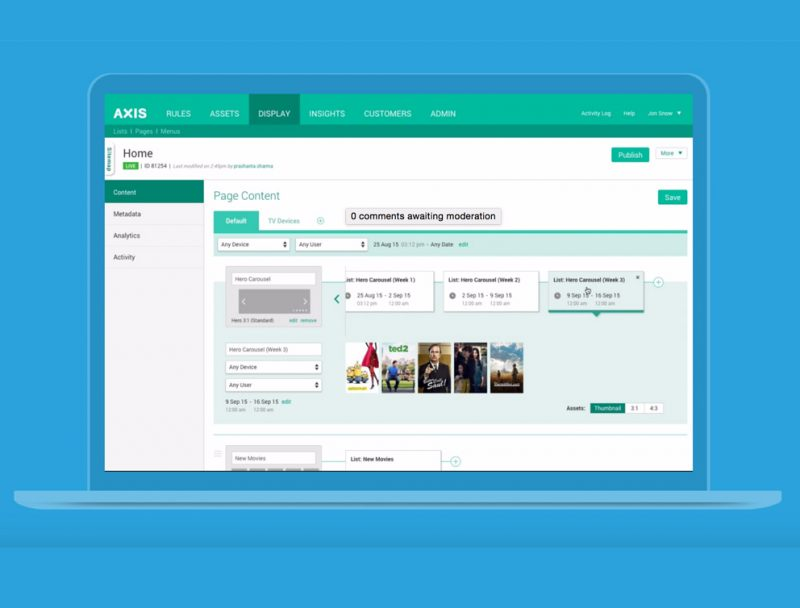 Technology Company Wordpress Website